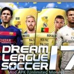 Dream League Soccer 2017 Mod APK Free Download | {Unlimited Money}