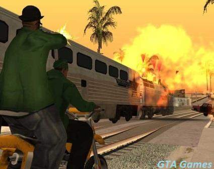 GTA San Andreas Mod Download