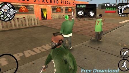 GTA San Andreas Android APK Free Download