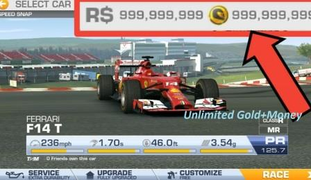 Real Racing 3 Mod APK Features