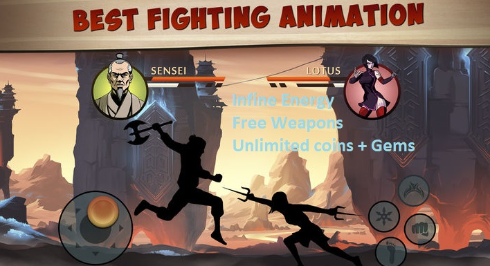 Shadow Fight 2 Mod APK Features