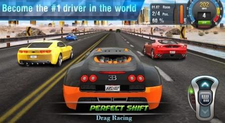 Drag Racing Mod APK Android Latest Version