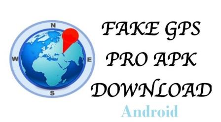 Fake GPS Pro APK Download For Android