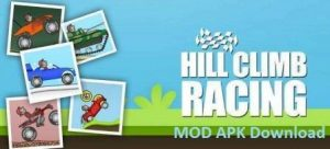 Hill Climb Racing Mod APK Gameplay