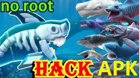 Hungry Shark Evolution Mod APK Installation