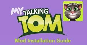 My Talking Tom Mod APK Installion