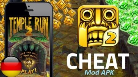 Temple Run 2 Mod APK No Root Android App