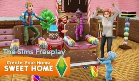 The Sims Freeplay Mod APK Android Installation