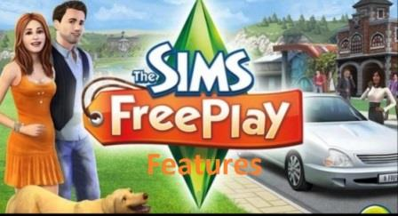 The Sims Freeplay Mod APK Features