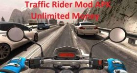 Traffic Rider Mod APK Latest Version Free Download | {Unlimited Money}
