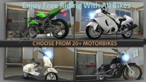 Traffic Rider Mod APK Game