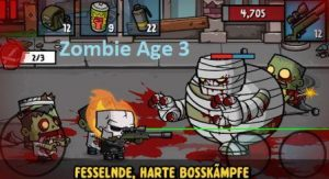 Zombie Age 3 Download