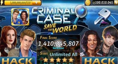 Criminal Case Mod APK Android Download