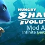 Hungry Shark Evolution Mod APK Free Download | Unlimited Gems+Coins