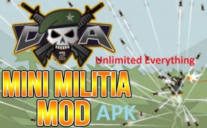 Doodle Army 2 Mini Militia Mod Apk Download Unlimited Ammo Nitro