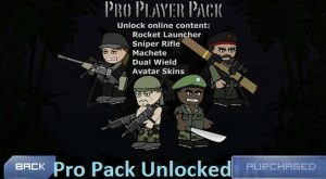 Mini Militia Mod APK Features