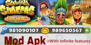 Subway Surfers Game Mod