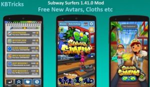 Subway Surfers Mod APK Features
