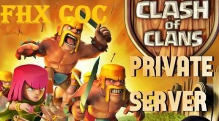 FHX COC Private Server