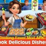 Cooking Fever Mod APK Free Download For Android – All Unlimited Resources