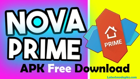 Nova Launcher Prime APK Free Download