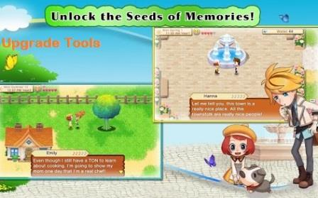 Harvest Moon Seeds Of Memories Free Download