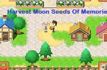 Harvest Moon Seeds Of Memories Download