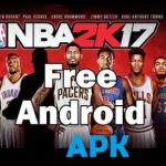 NBA 2K17 APK Free Download Latest Version With OBB Data