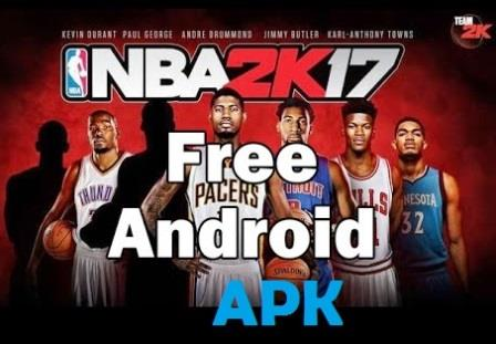 NBA 2K17 Android Game