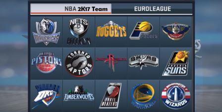 NBA 2K17 APK OBB