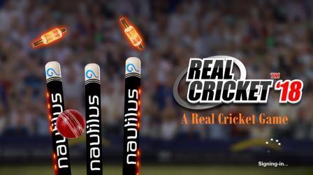 Real Cricket 18