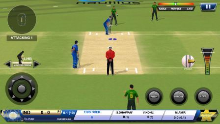 Real Cricket 18 Game