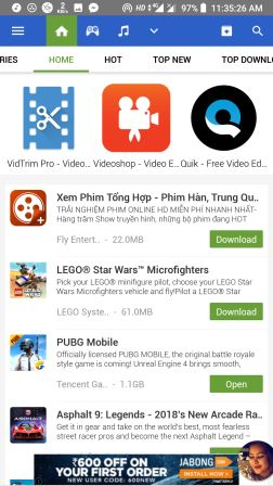 Appvn APK Download Latest Version For Android - Free Pro App Store