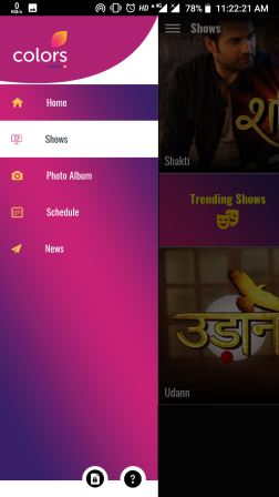 Colors TV For Android