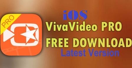 Viva Video Pro APK For iOS