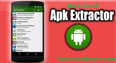 Download APK Extractor