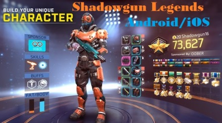 Shadowgun Legends Android iOS Download