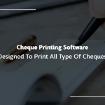 check printing software